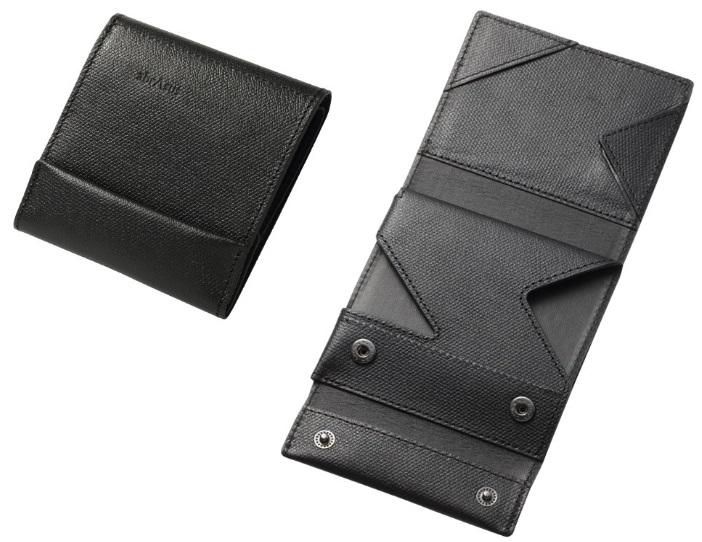 薄い財布メンズ黒
